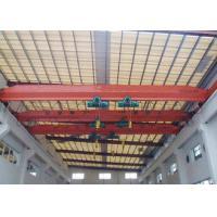 China 380V 50Hz 5 Ton Factory Overhead Crane Lifting Equipment Pendant Remote Control on sale