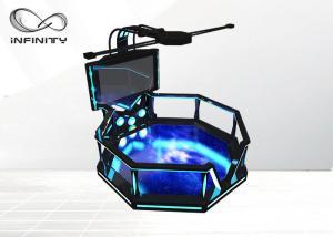 China Infinity VR Mars VR Walking Platform Shooting Game Machine 12 Months Warranty on sale