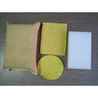 Eco-friendly High  Water  Absorption  Colorful  Bamboo Fiber  Cleaning  Sponge