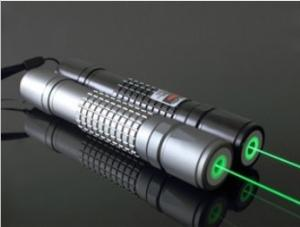 China Factory outlets Waterproof 200mW 532nm Green Laser Flashlight Laser pointer on sale