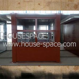 Guard Room Modern Modular Container House Galvanized Steel