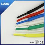 Non toxic Eco-friendly green color insulation heat shrinkable tube/sleeving