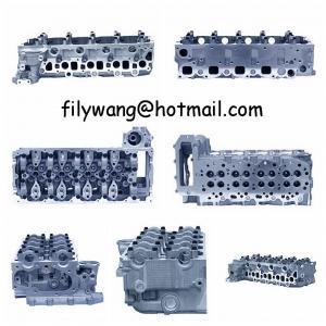 China Engine cylinder head for ISUZU 4JJ1 on sale