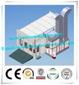 China H Beam Shot Blasting Machine Industrial For Car Spray Booth on sale