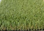 Playground Artificial Turf Fake Grass Carpet Indoor 35MM Height 3 / 8 Inch Guage