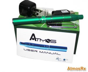 China 2014 most popular ecig pen vaporizer ago g5 dry herb vaporizer Atmos supplier
