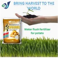 Zn + Fe + B + Mn Humic Acid Water Soluble Organic Fertilizer For Plants / Potato