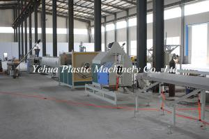 China high effective low price sewage drainage drain pvc pipe production line  extrusion machine fabrication for sale on sale