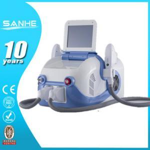 China Portable SHR950S / IPL+Elight+SHR / hiar removal and skin rejuvenation on sale