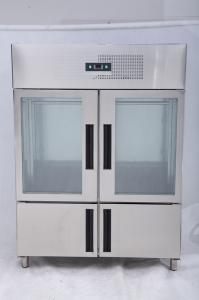 China Big Capacity Commercial Upright Fridge +2℃ ~ +8℃ / Meat Display Chiller on sale