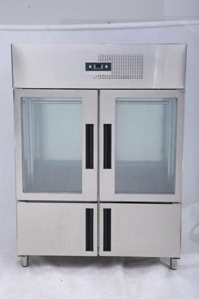 Big Capacity Commercial Upright Fridge 2 8 Meat Display Chiller Images
