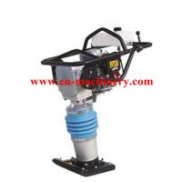China Road Construction Gasoline Tamping Rammer with construction industry Vibration ramming on sale
