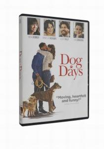 China Dog Days(1DVD)70g on sale