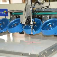 China Stable Automatic Computer Rhinestone Embroidery Machine Fixing Hotfix Rhinestone In Abaya Saree on sale