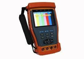 China PTZ cctv Camera Tester with 960 x 240 resolution 19200bps Baud RateSC-894ST on sale