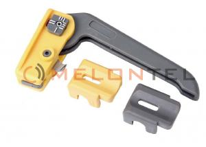 China KMS-K Fiber Optic Cable Stripper , Vertical Cable Longitudinal Stripping Knife on sale
