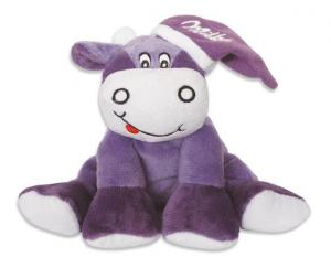 Purple Milka Cow Stuffed Animal Small Plush Toys For Kids Children