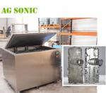 Cleaning Cylinder Industrial Car Workshops, Automobile Engineering Shops Ultrasonic Cleaner With Filter System