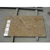 Kashmir Gold Granite Floor Tiles Granite Stone Slabs Indoor Cutting Size