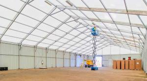 China Hot Dip Galvanized Steel Structures Buildings / Light Steel Frame Structures Warehouse on sale