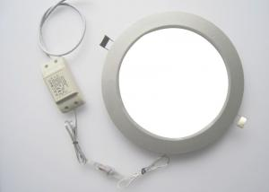 China High power 720LM 6.5W White Round 3528 SMD LED Panel Lights for Office Lighting on sale