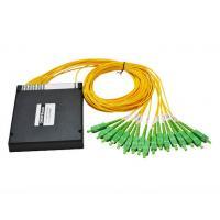 1310nm - 1610nm Fiber CWDM Mux Demux Module High Reliability Compact Design