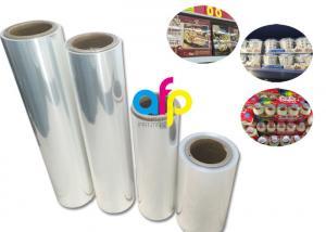 China 5 Layers Printable Shrink Wrap Film on sale