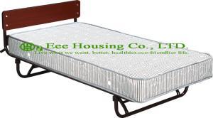 China cama adicional del hotel de la venta 2016 de los muebles calientes del hotel, camas del colchón del cuarto de invitados los 20cm del hotel on sale