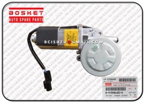 China Front Door Power Window Regulator Motor 8978984800 8-97898480-0  NKR77 4JH1 on sale