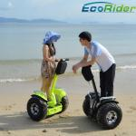 China Outdoor Electric Chariot Scooter Two Wheel / Self Balancing Electric Vehicle wholesale