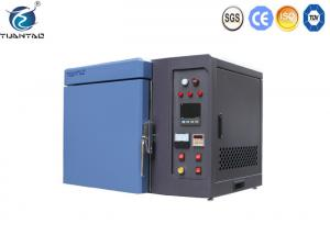 China Laboratory Electric Drying Oven / Bench Top Oven Hot Air Heat Oven 72 Liter on sale