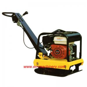 China Compactor Walk Behind Robin Engine Concrete Plate Compactor (CD160) on sale