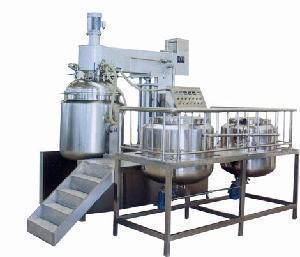 China Vacuum Emulsifying Blender (ZRJ-500L) on sale