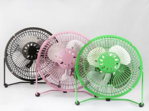 China Metal Mini USB Fan on sale