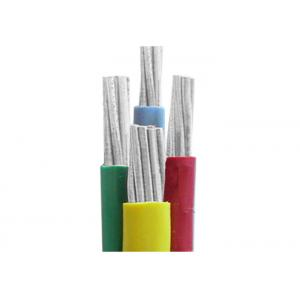 China LT PVC Sheathed Cable , PVC Power Cables With Copper / Aluminum Conductor on sale