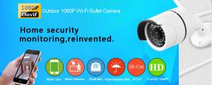 Wansview Onvif Outdoor Full HD 2 0 Megapixels IP Camera Surveillance