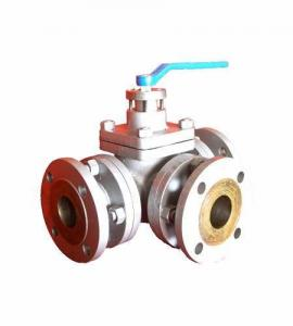 China Ball Valve with High Quality on sale