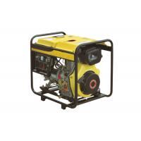 2500X Engine Silent Diesel Generator Transmission Line Stringing Tools Electric Start
