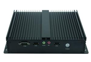 China Arm Based Embedded BOX PC Low Power Wall Mounting For Intelligent Transportation on sale