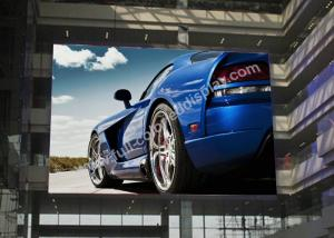 China 2mm Advertising LED Displays For Meeting Room / Subway Station on sale