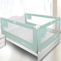 2018 New design heavy straight kids bed rails safety barrier rails