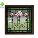 Textured Surface Stained Glass Decorative Panels With 70 Different Colors