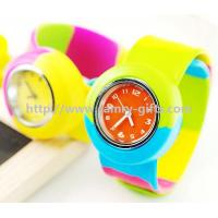 New fashion candy silicone watch,sport watch,children watch,cartoon silicone watch