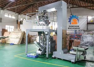 China Pasta Macaroni Multihead Weighing Machine, CE Fully Automatic Packing Machine on sale