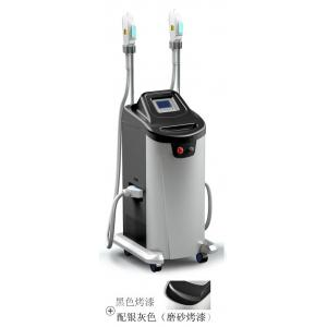 China Crystal Optical System Intense Pulsed Light Laser for Lessen Deep Wrinkle / Neck Lines on sale
