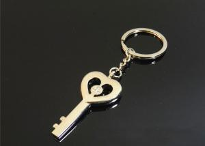 China Key Shape Metal Decorations Crafts / Keychain As Gifts / Souvenirs on sale
