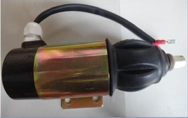 872826 1827650 12 Volt Stop Solenoid , Perkins Engine Diesel