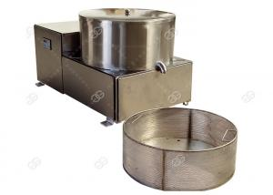 China Digitally Controlled Oil Removing Machine Centrifugal Automatic Stainless Steel on sale