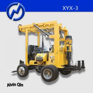 China 600m China original manufacturer water well drilling rig used for mine drilling on sale