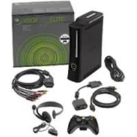 Microsoft Xbox 360 Elite System - 120 GB Black